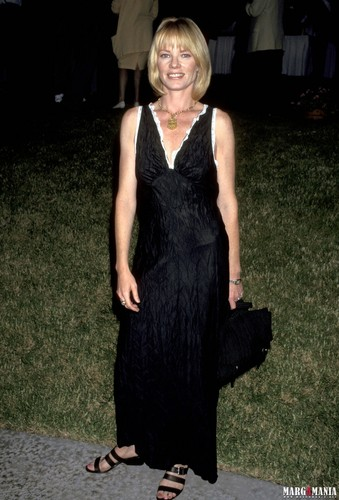 Marg @ 47th Annual Emmy Awards Nominees' Reception [September 6, 1995]