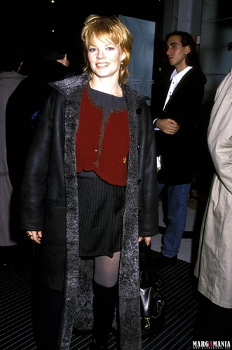 Marg @ 'Death and the Maiden' New York City Premiere [December 5, 1994]