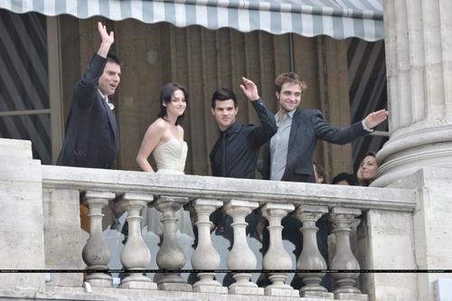 Photocall in Paris ~ France November 10