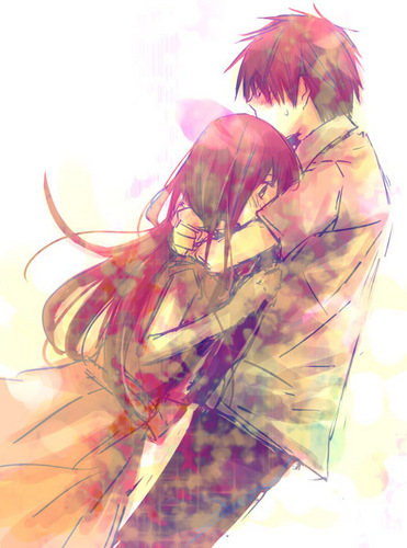 Shouta and Sawako