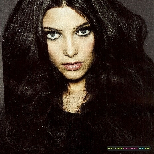 Ashley Greene in Grazia Magazine Australia