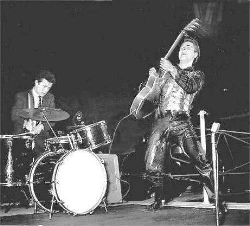 Eddie Cochran, Live in London