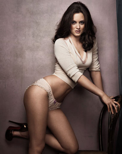 Leighton Meester in GQ Magazine!