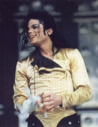 MJ Dangerous tour pics