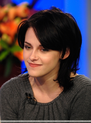Stills from Kristen Stewart @ The Today Show