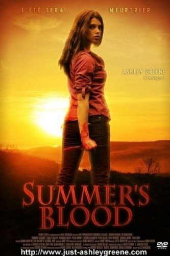 Summers Blood - Ashley