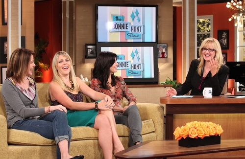 The Ladies On Bonnie Hunt