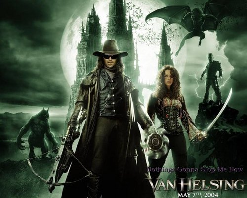 Thomas Anders as camioneta, van Helsing