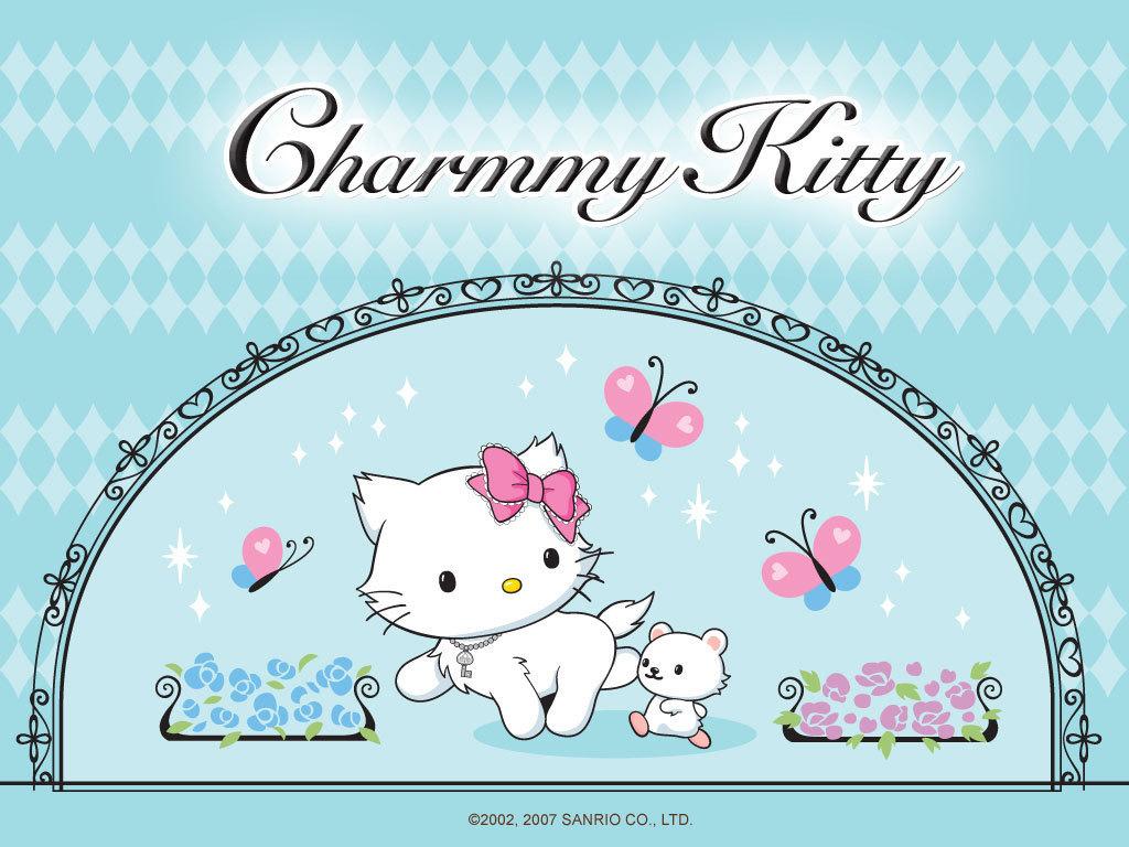 画像 サンリオ チャーミーキティ Charmmy Kitty Pcデスクトップ