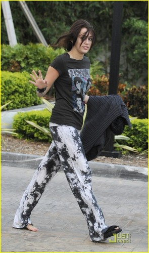 Miley in Miami