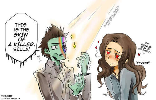 Twilight goofy pictures ! 의해 Twifans
