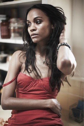 Zoe Saldana | Esquire Photoshoot (2009)