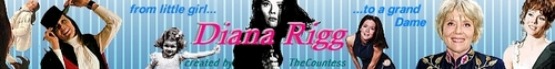 Diana Rigg group banner