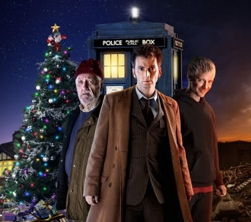 Doctor Who The End of Time pasko 2009