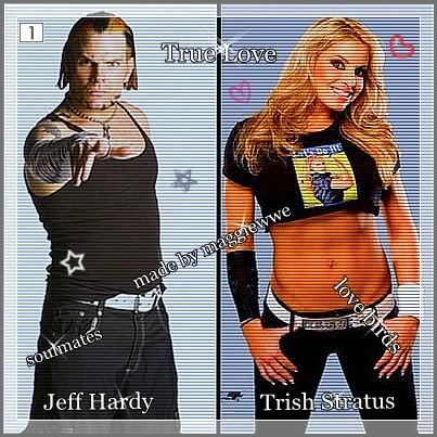 Jeff and Trish