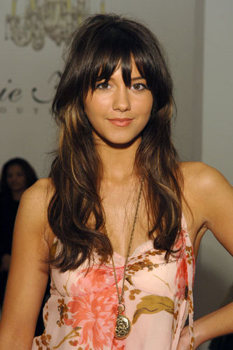 Mary Elizabeth Winstead | Mercedes-Benz Spring 2006 L.A. Fashion Week