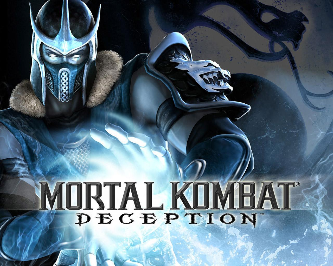 Sub Zero Mortal Kombat Wallpaper 9459645 Fanpop