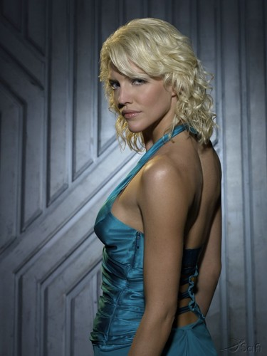 Tricia Helfer | BSG Promotional Photography