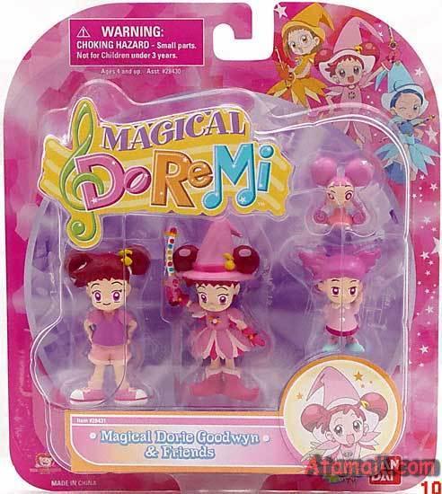 doremi figures - anime-toys photo