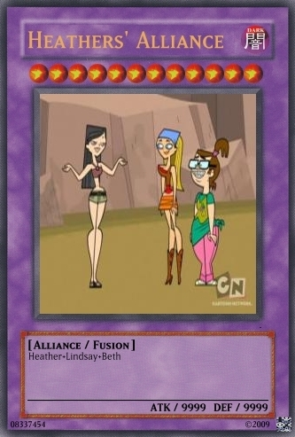 Alliance Cards