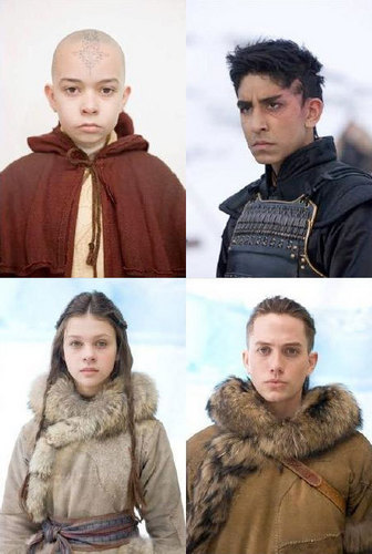 Avatar- The Last Airbender Cast