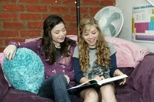 Jennette and Miranda