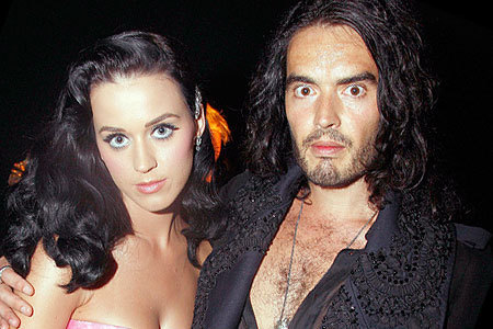Katy and Russell in Paris