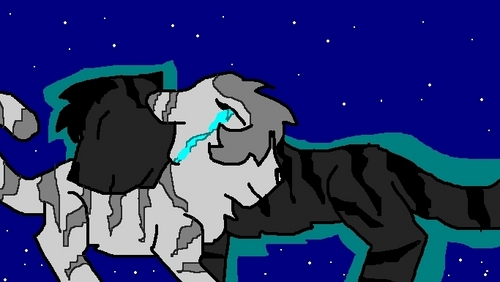Stormstar had a dream from Nightstar