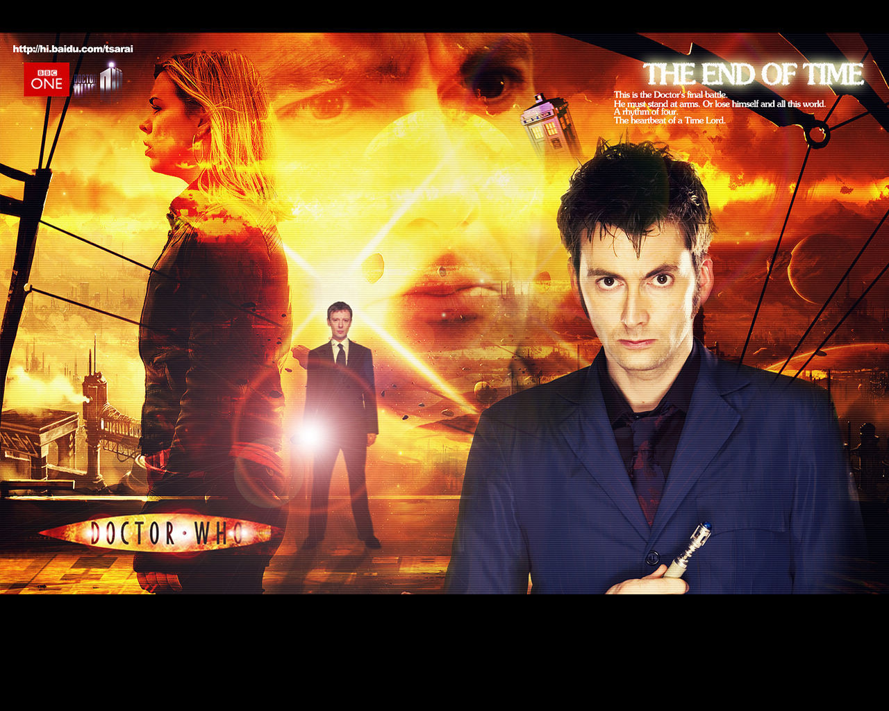 Doctor Who David Tennant Wallpaper 9642639 Fanpop