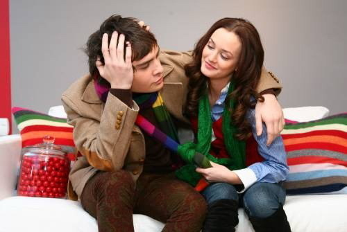 Ed/Leighton - GAP Photoshoot/Ads