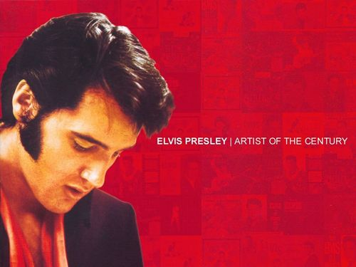 Elvis Artist Of The Centuary !
