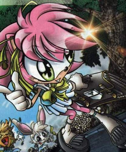 Super cute Amy Rose