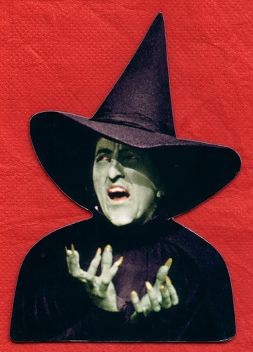 The Wicked Witch !