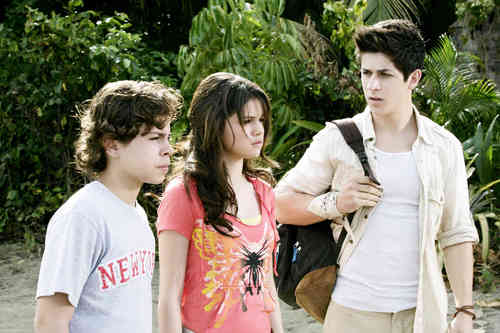 Wizards of Waverly Place:The Movie