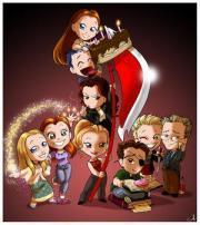 Buffy Cartoon Version