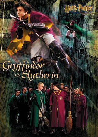 Gryffindor VS. Slytherin