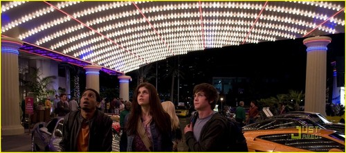 Percy Jackson & the Olympians movie