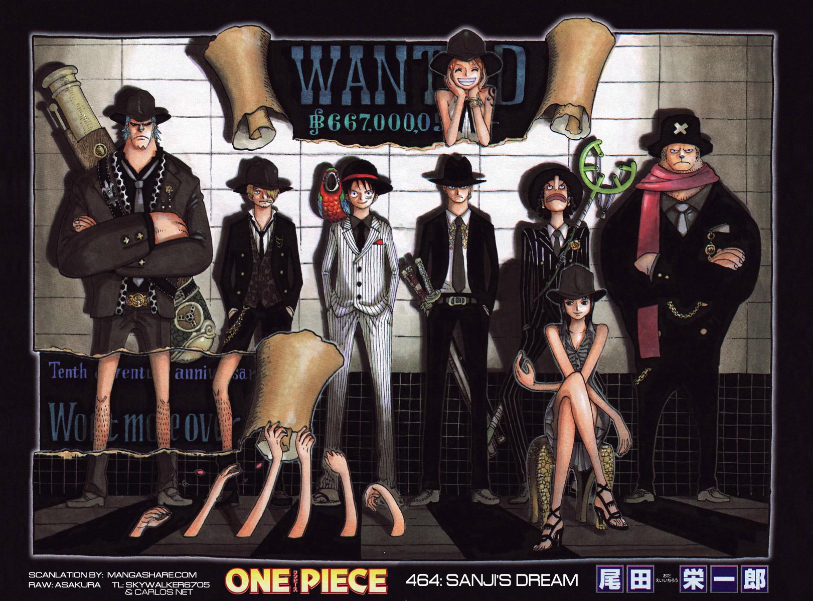 Straw Hat Crew Bounty - One Piece Photo (9751095) - Fanpop