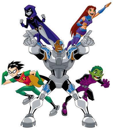 Teen Titans Os Jovens Titas Fotografia 9734836 Fanpop