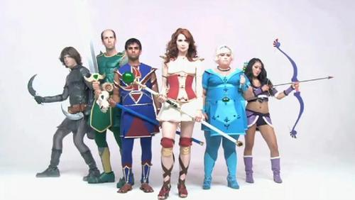 The Guild Cast