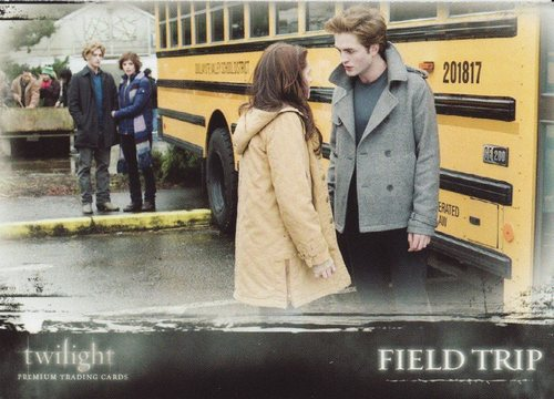 Twilight Trading Cards