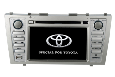 car dvd for Toyota camry: ROF-1204HD