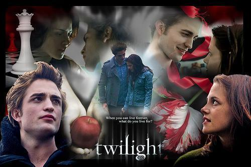 whole twilight series in one