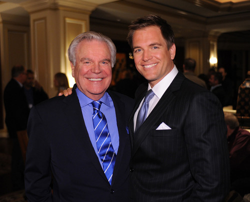 2010 Winter Press Tour with Robert Wagner