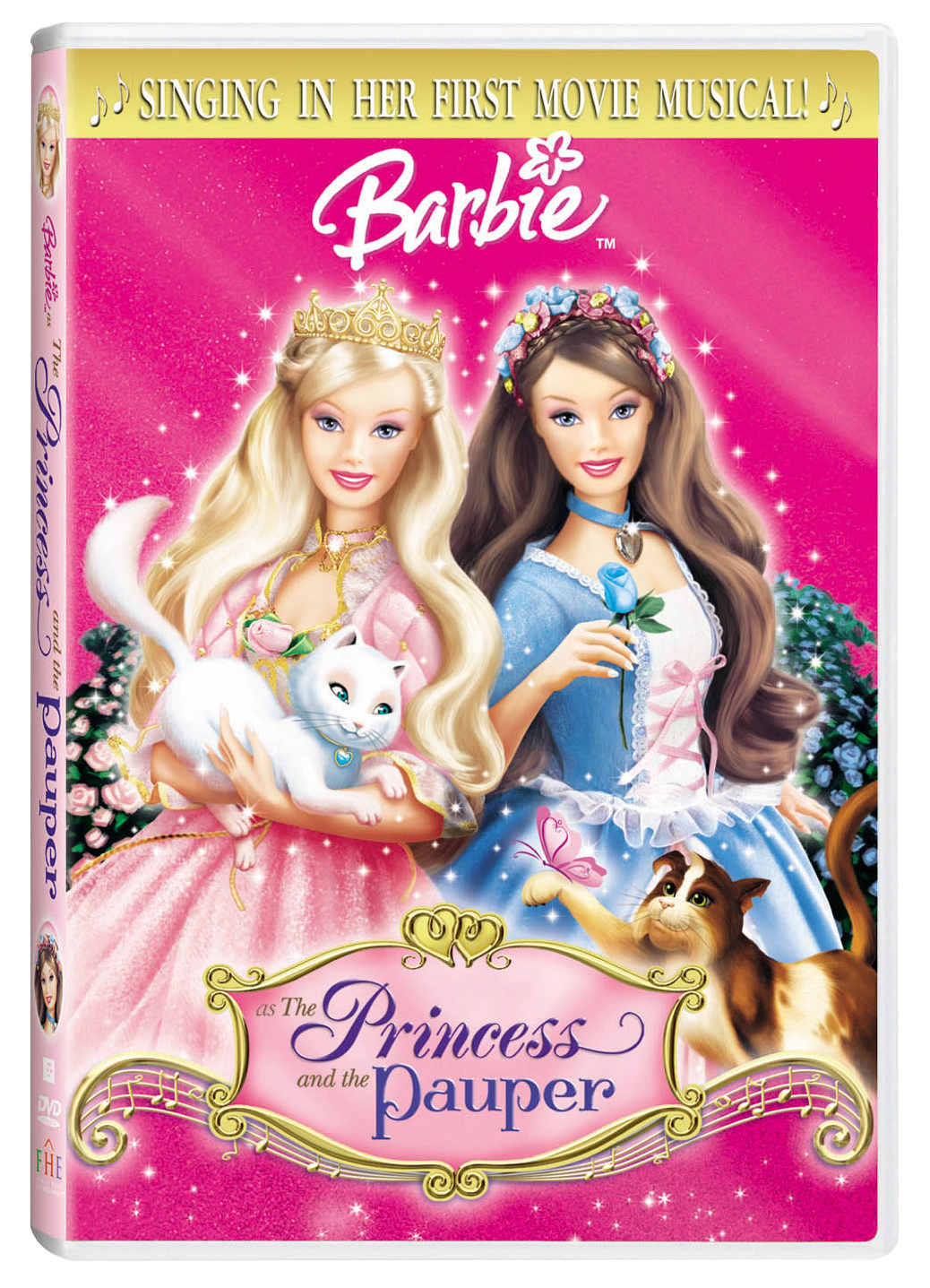 Barbie As The Princess And The Pauper | New Movies ...