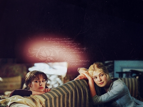Jane and Elizabeth Bennet
