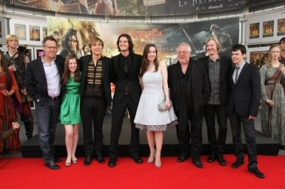 """The Chronicles of Narnia: Prince Caspian"" Paris Premiere"