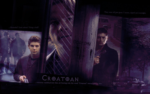Croatoan Wallpaper