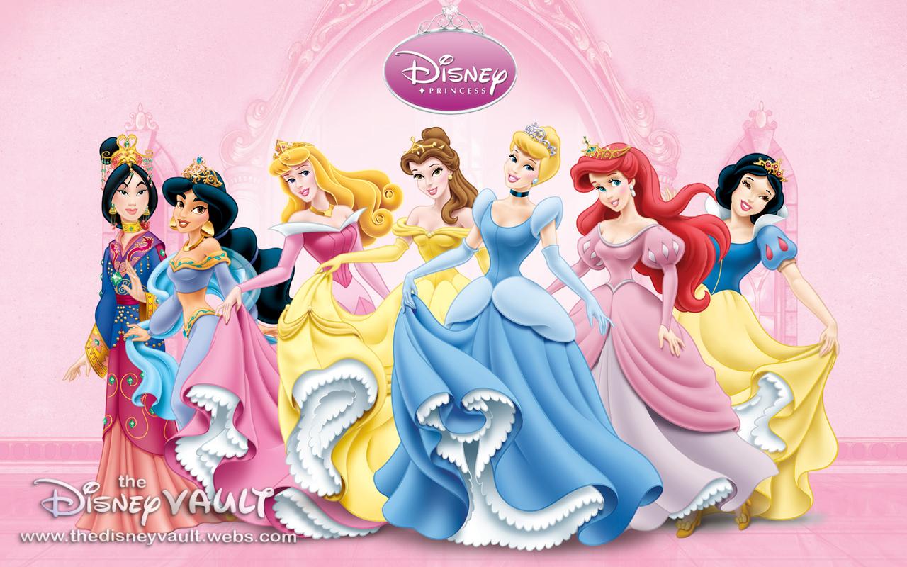 Walt Disney Images Disney Princesses Disney Princess Wallpaper