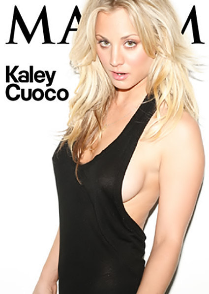 Kaley Cuoco Maxim